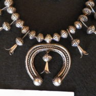 June 6 – 26 ~ Internet Only ~ Native American Jewelry & Waterford Crystal Auction